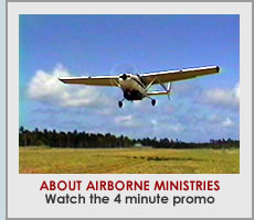 Watch this 4 minute promo to learn more about Airborne Ministies